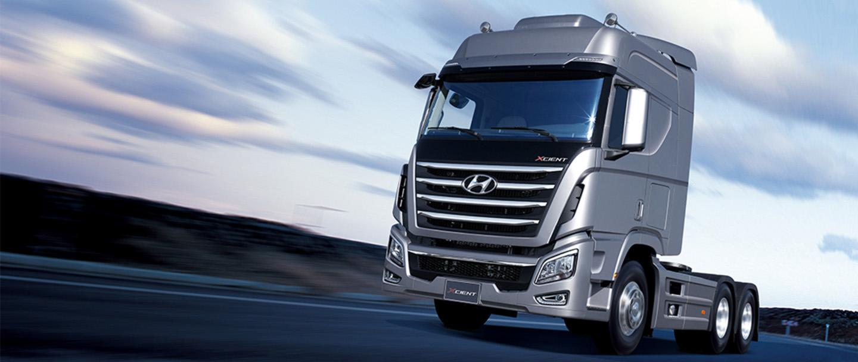 Hyundai Xcient Heavy Duty Truck