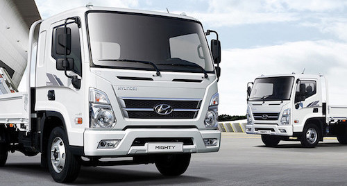See our range of Hyundai Trucks - Click Here