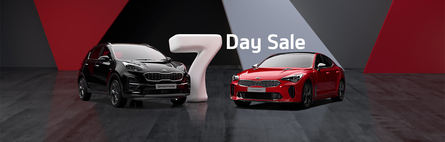 7 Day Sale