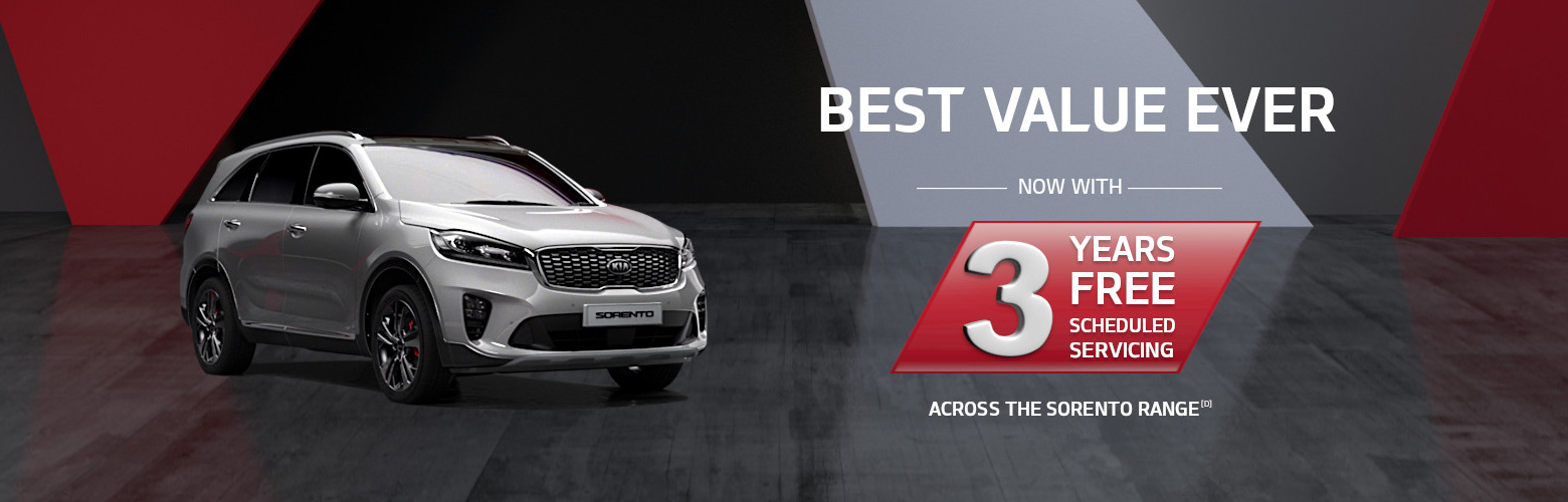 Best Value Ever 3 Year Servicing