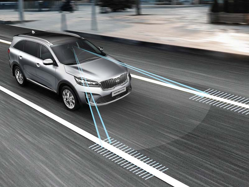 kia-new-sorento-safety-lane-departure-warning-system
