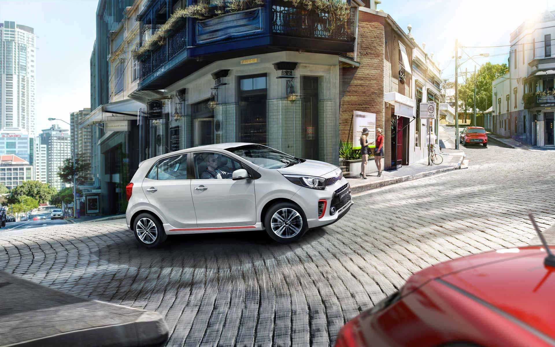 kia picanto performance