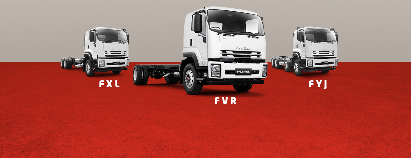 Isuzu Trucks F Series