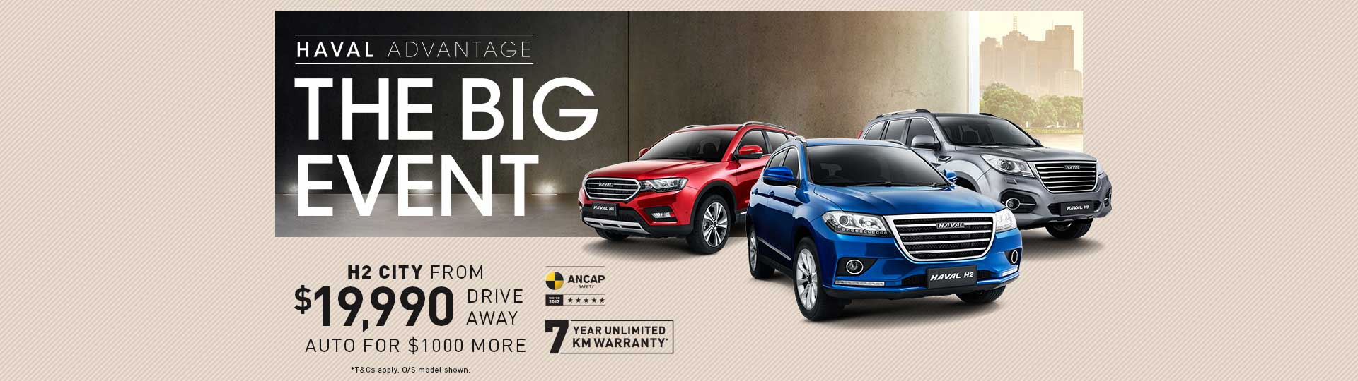 HAVAL - The Big Event
