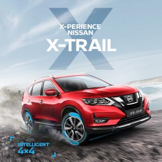 X-Perience Nissan X-TRAIL