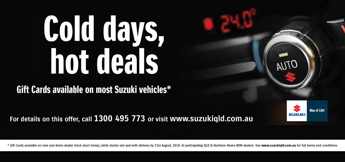 SuzukiQLD Special Banner