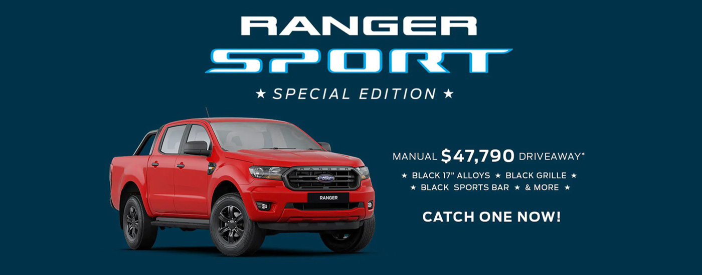 Ranger Sport Offer