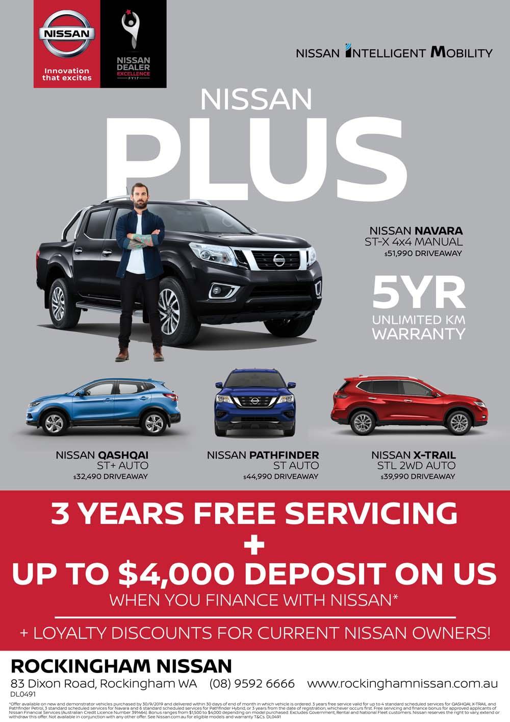 Nissan Plus