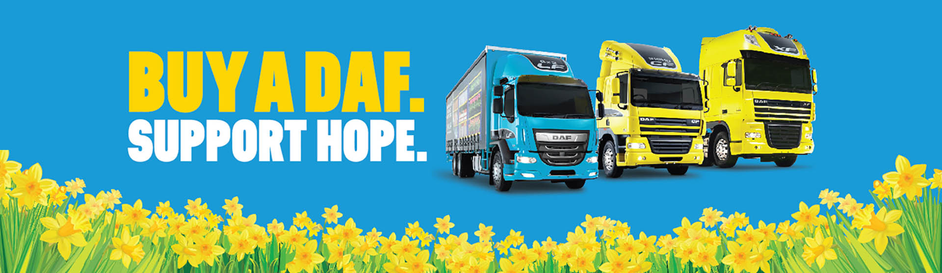 Buy a DAF Support Hope