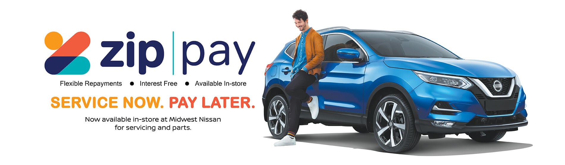 Midwest Nissan - Zip Pay