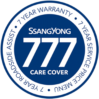 SsangYong 7 Years Roadside Assist