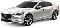 Demo 2018 Mazda6 GT Sedan