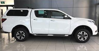 Demo 2018 Mazda BT-50 GT 4x4 Auto