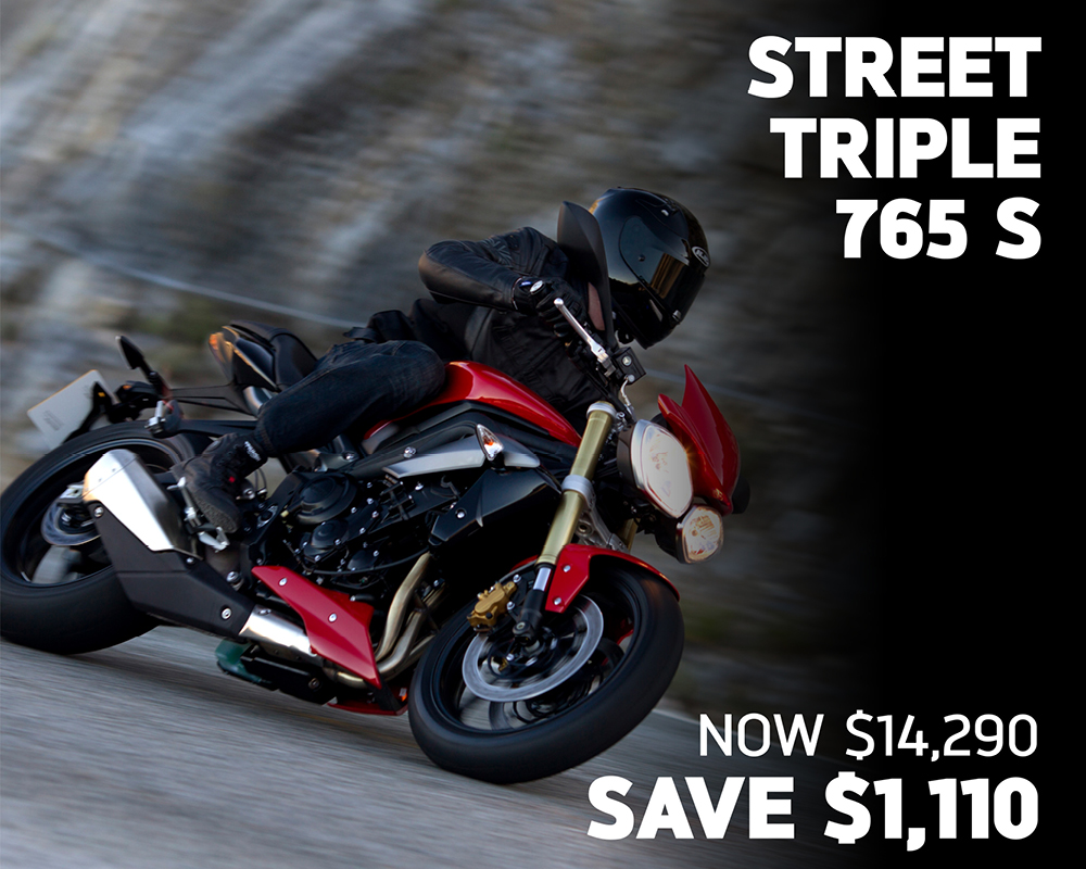 Street Triple 765 S