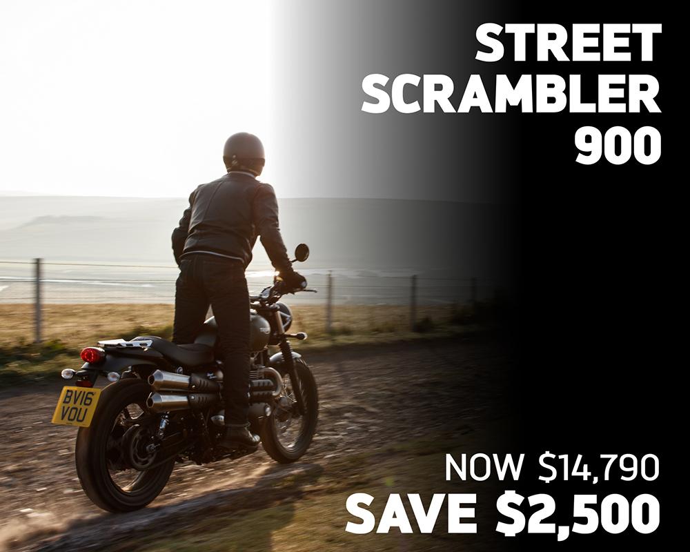 Street Scrambler 900