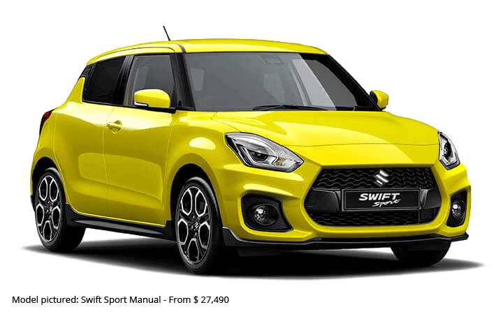 Suzuki Swift Sport Manual