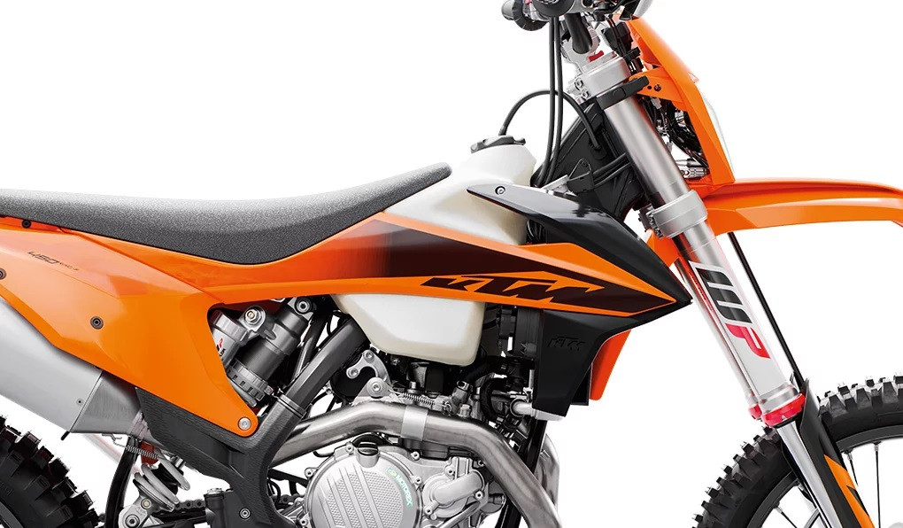 2019 KTM 450 EXC-F for sale at TeamMoto New Bikes - TeamMoto