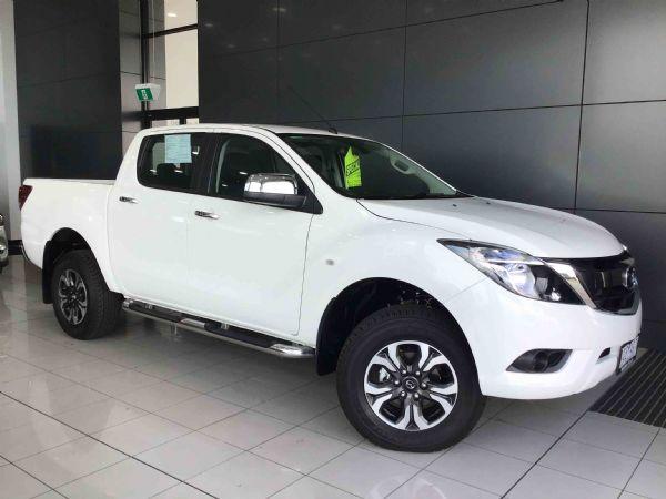Demo 2018 MAZDA BT-50 4x4 DUAL CAB AUTO