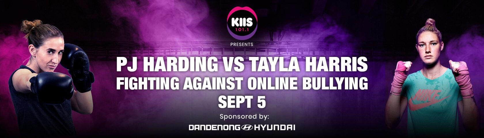 PJ Harding Vs Tayla Harris