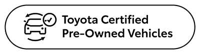 Toyota Certified Pre-Owned Cars