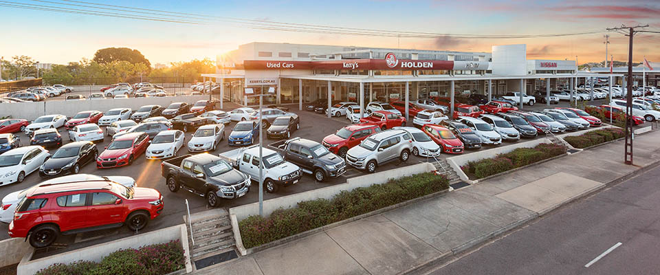 Used Holden Vehicles