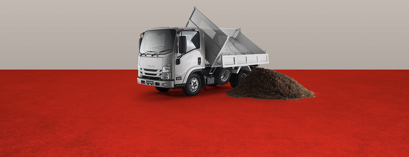 Isuzu Trucks Tipper