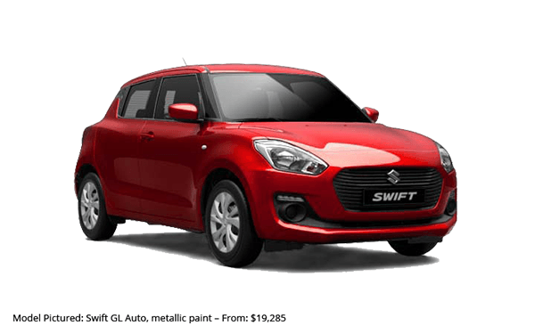 Suzuki Swift GL Auto