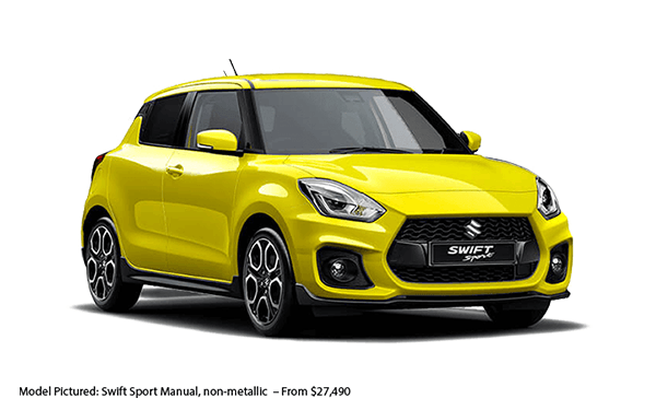 Suzuki Swift Sports
