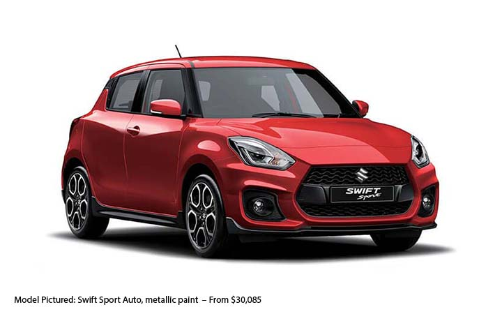 Suzuki Swift Sport Auto