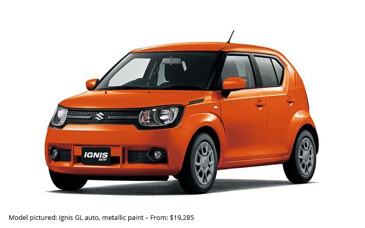 Suzuki Ignis Auto