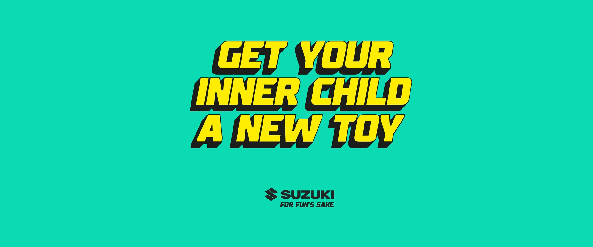 Get your inner child...