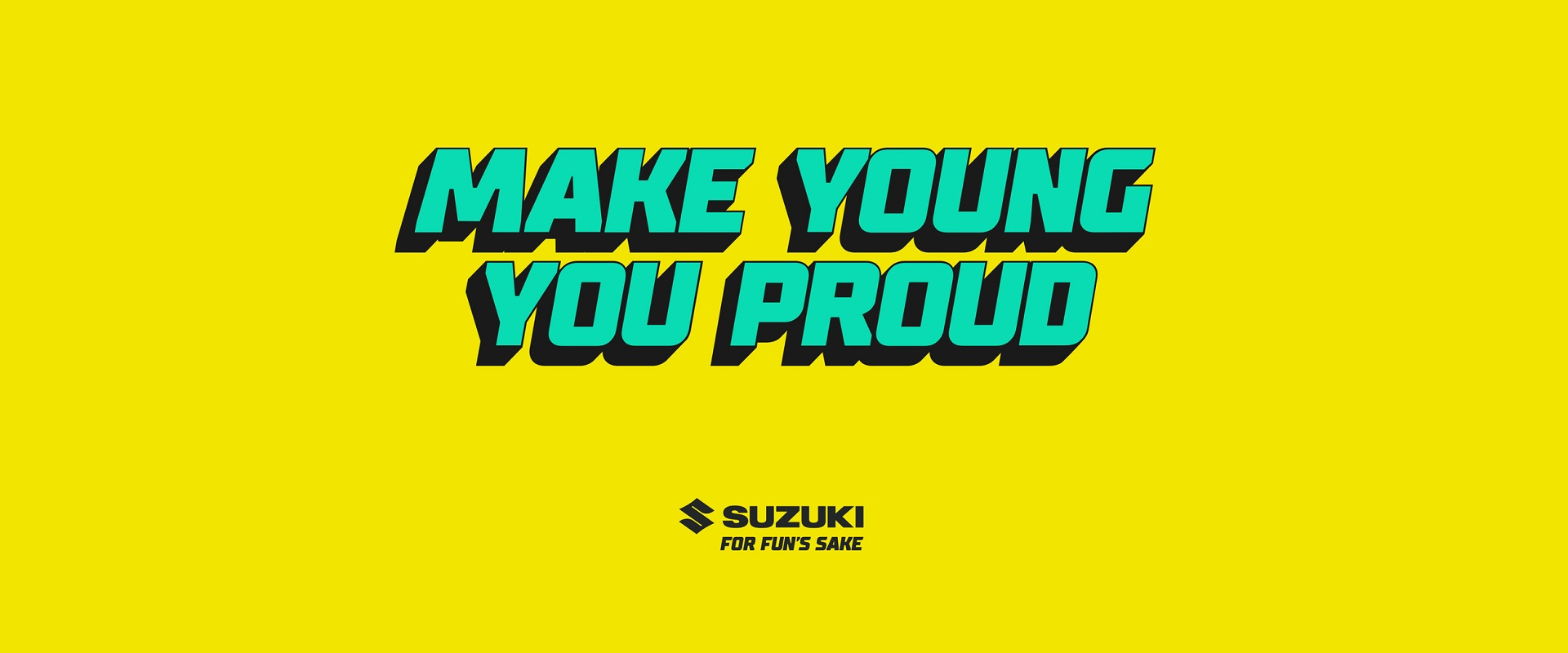 Make you young proud