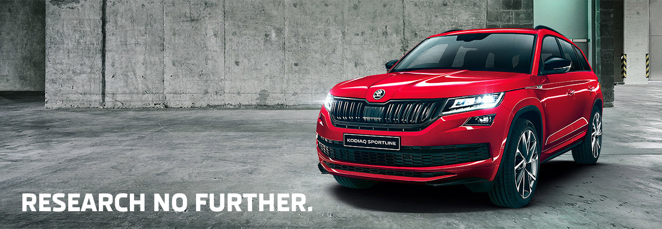 Skoda - Research No Further