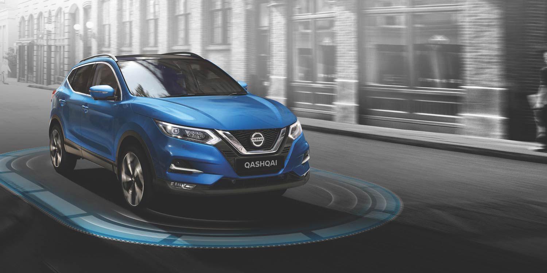 Qashiqai_Nissan QASHQAI Intelligent mobility