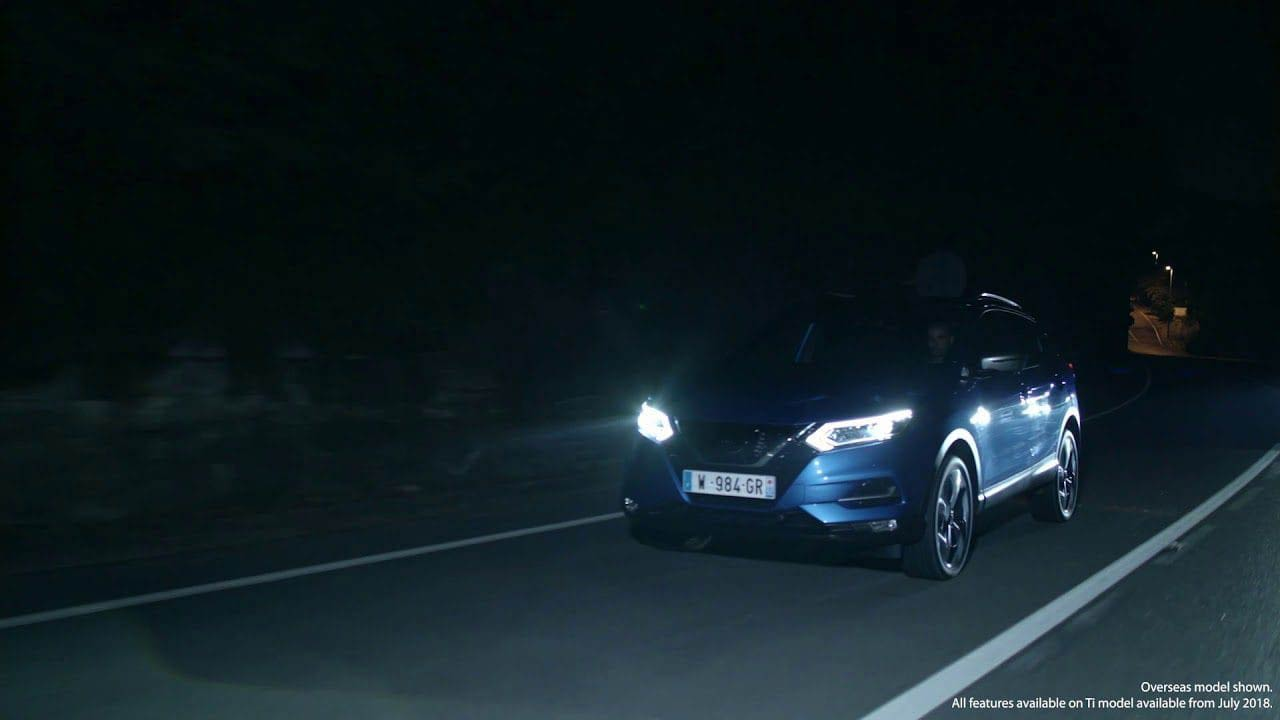 Qashqai_ADAPTIVE FRONT-LIGHT SYSTEM