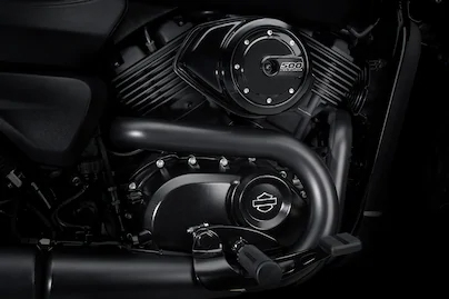 500cc Liquid-Cooled Revolution X® Engine