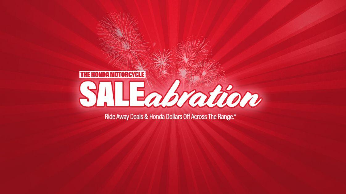 HONDA - Salebration