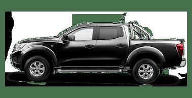 NAVARA SILVERLINE DUAL CAB 4WD MAN