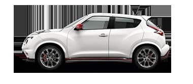 JUKE 1.6L AUTO 4WD NISMO RS