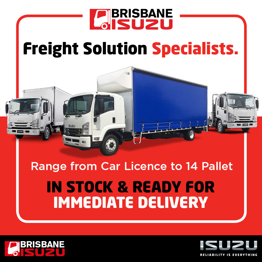 General Freight Specials