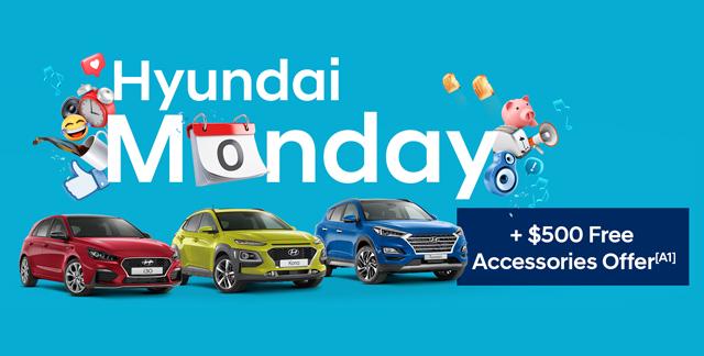 Hyundai Monday