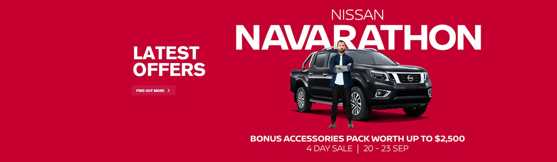 Nissan Navarathon