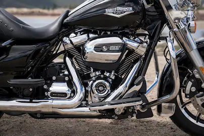 Milwaukee-Eight® 107 Engine