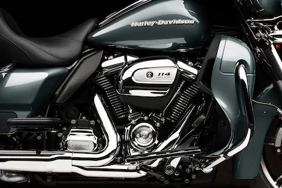 Milwaukee-Eight® 114 Engine