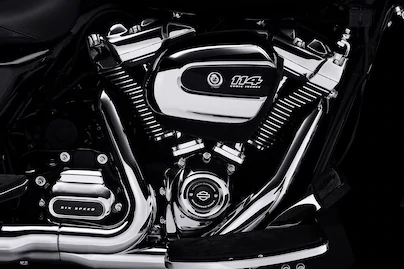 Twin-Cooled™ Milwaukee-Eight® 114