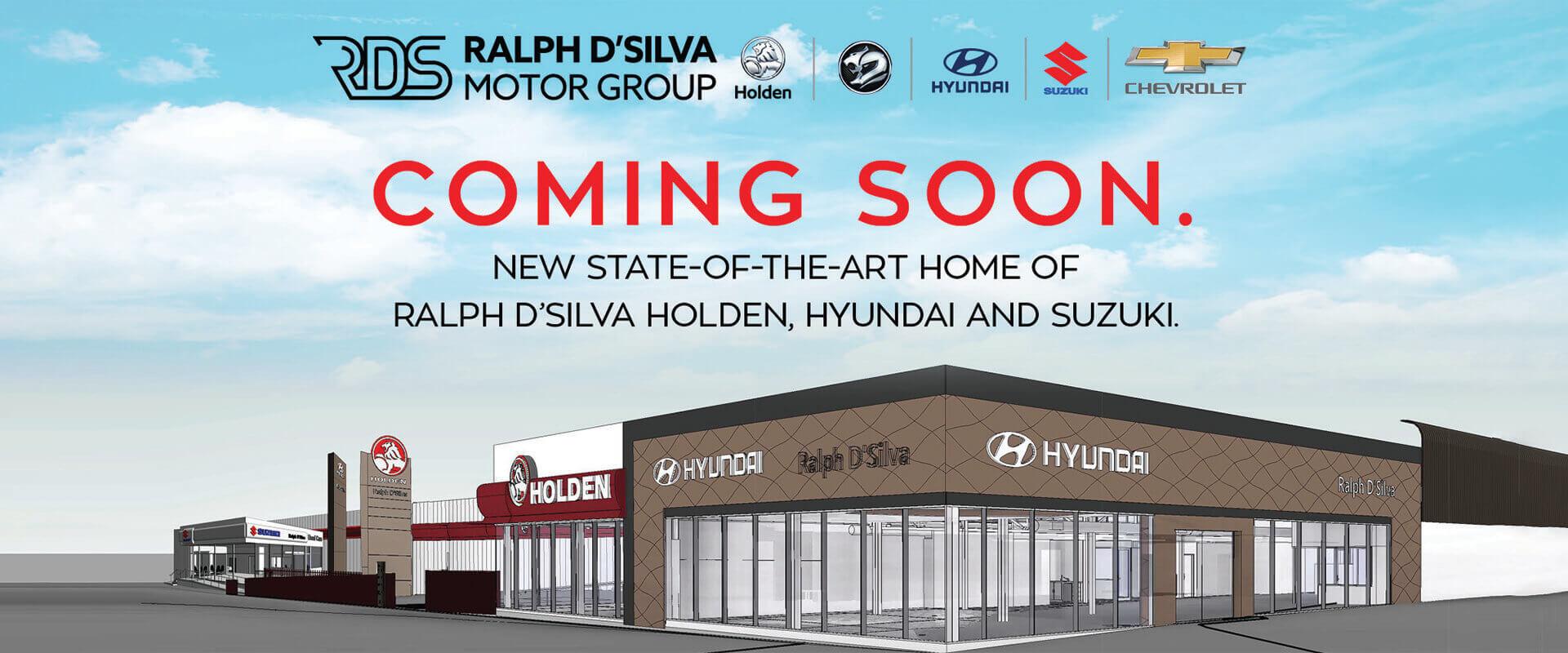 New Home of Ralph DSilva