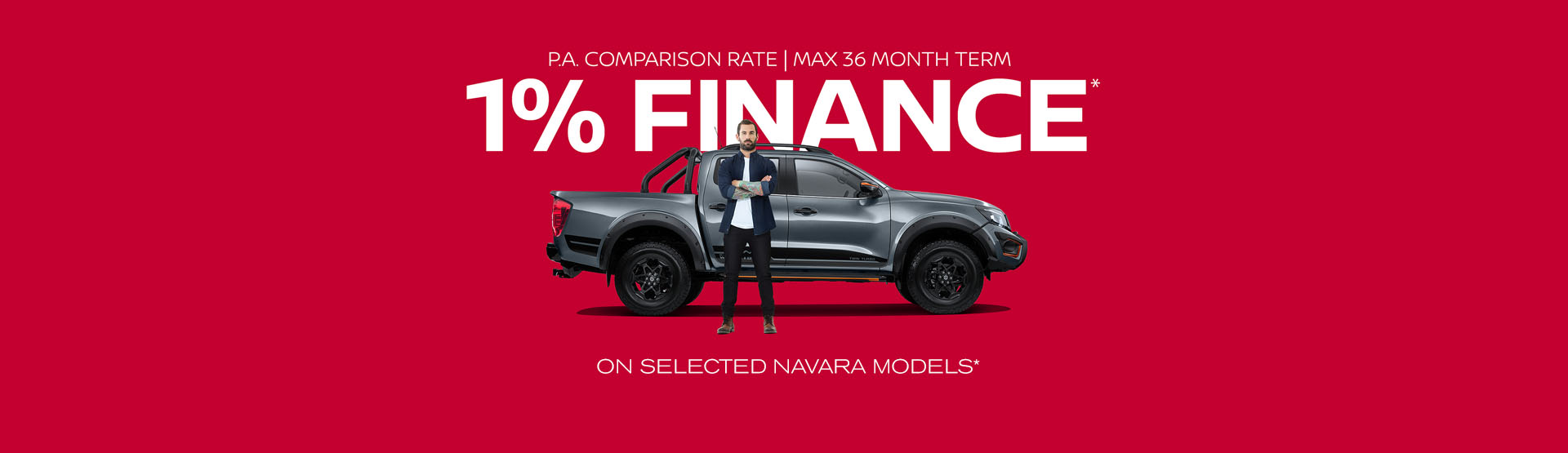 Nissan Factory Offer