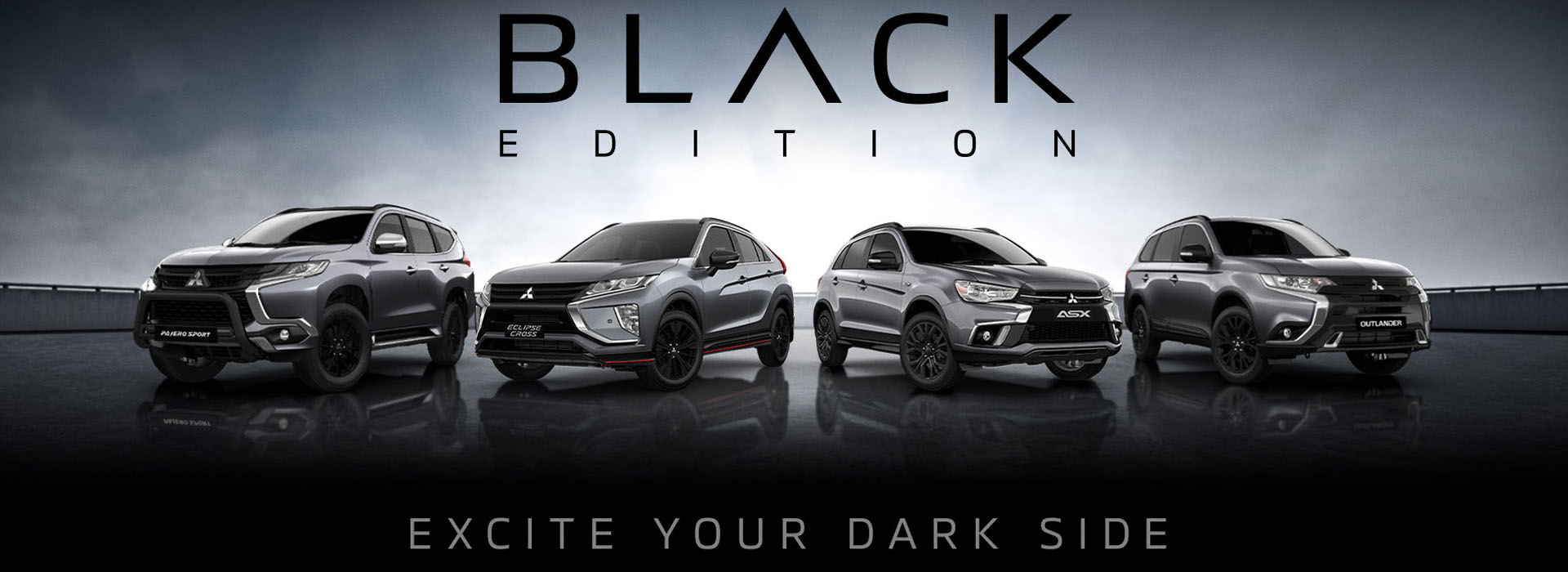 Mitsubishi Black Edition