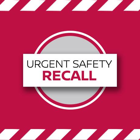 Urgent Safety Recall