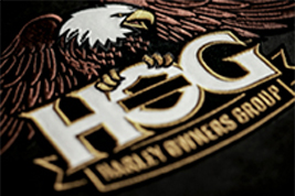 HARLEY OWNERS GROUP® Home Promotion